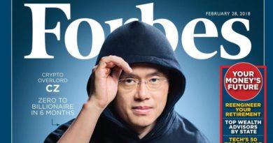 Les 10 hommes les plus riches grâce au Bitcoin et autres crypto-monnaies