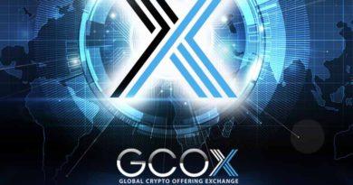 Crypto Gratuite (Air Drop) : GCOX