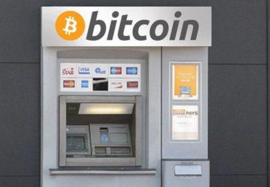 Plus de 3 500 distributeurs de billets Bitcoin dans le monde